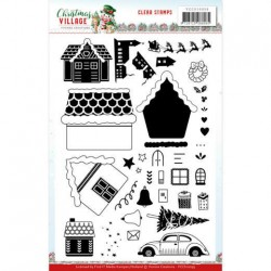 Clear Stamps - Yvonne...